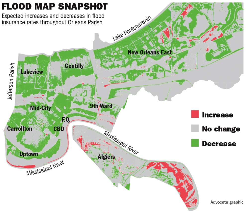 Fema Flood Insurance Quote Will Flood Insurance Rates Go Down With The New Flood Maps