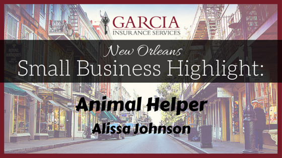 Animal Helper Garcia